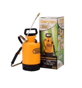 Pompa a precompressione per Giardinaggio e Agricoltura ORIGINALE VOLPI 4 litri