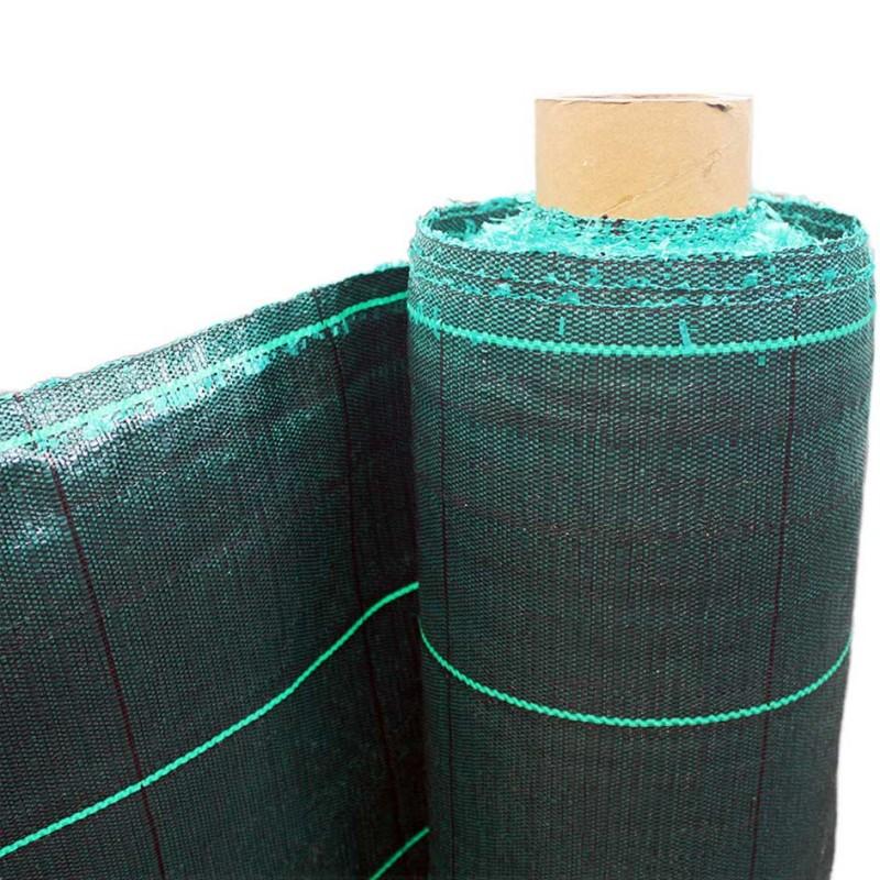Telo pacciamatura verde