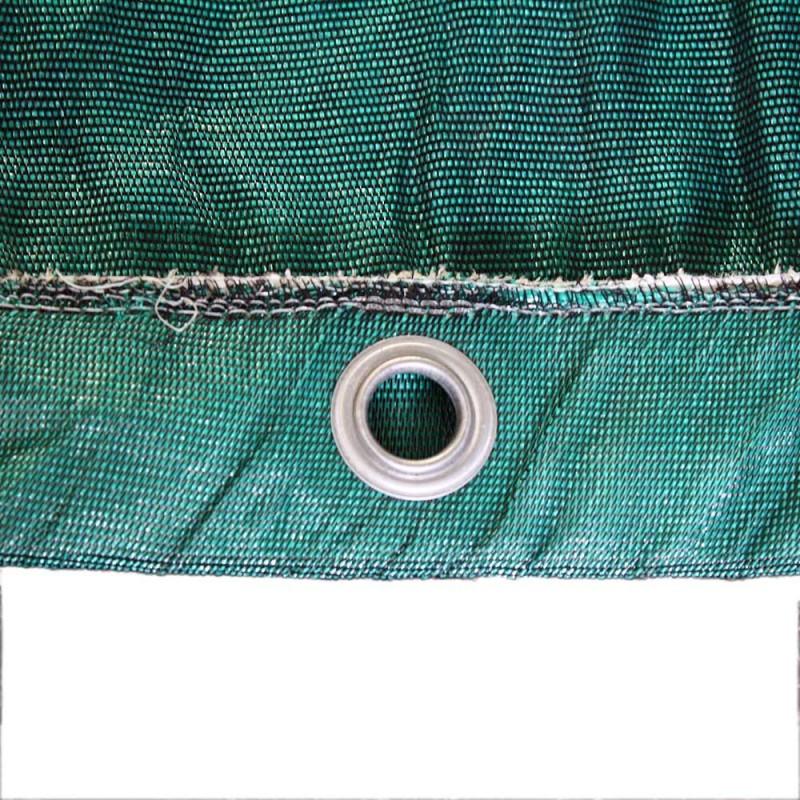 Rete ombreggiante occhiellata terminali antivento per for Telo ombreggiante leroy merlin
