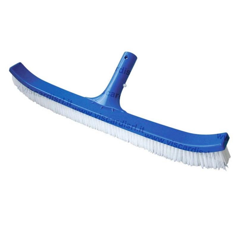 Spazzola piscina 45 7cm bestway per aste da 30mm for Bestway piscine e accessori