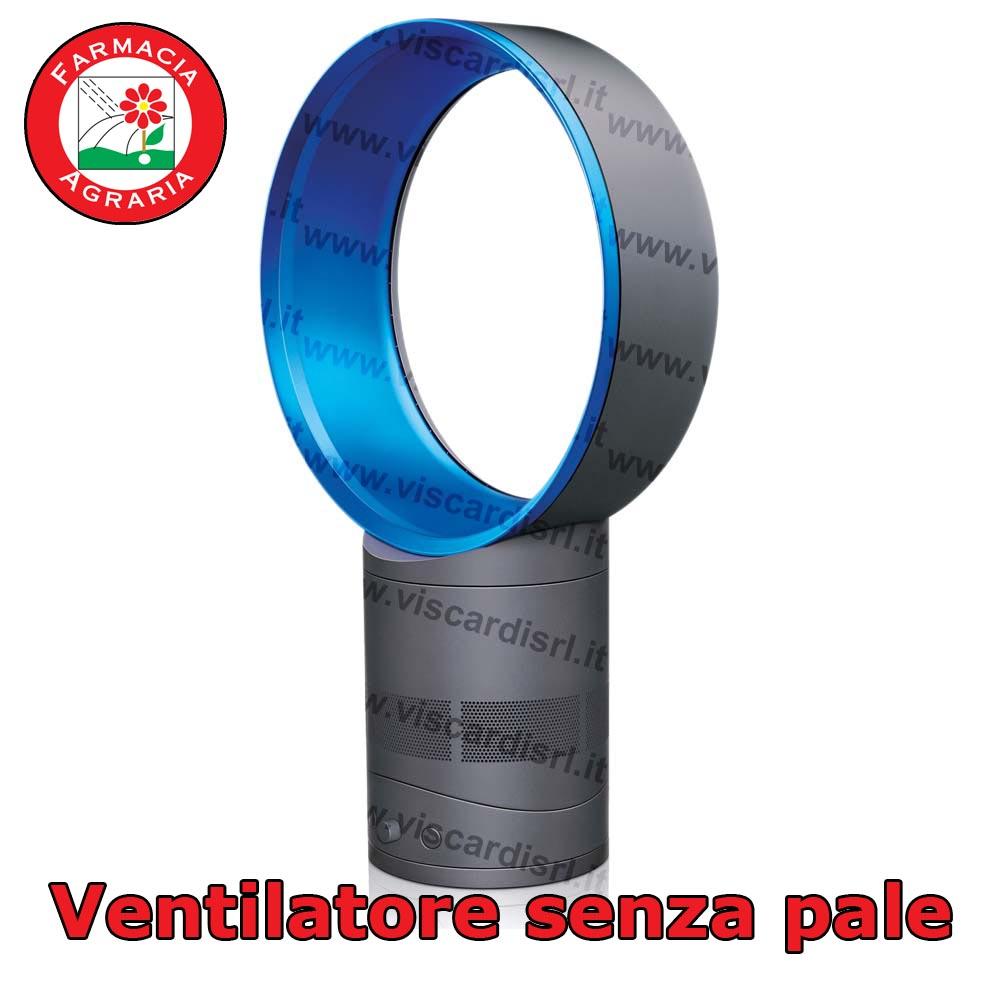 Ventilatore senza pale bladeless fan silenzioso e sicuro for Ventilatore a pale