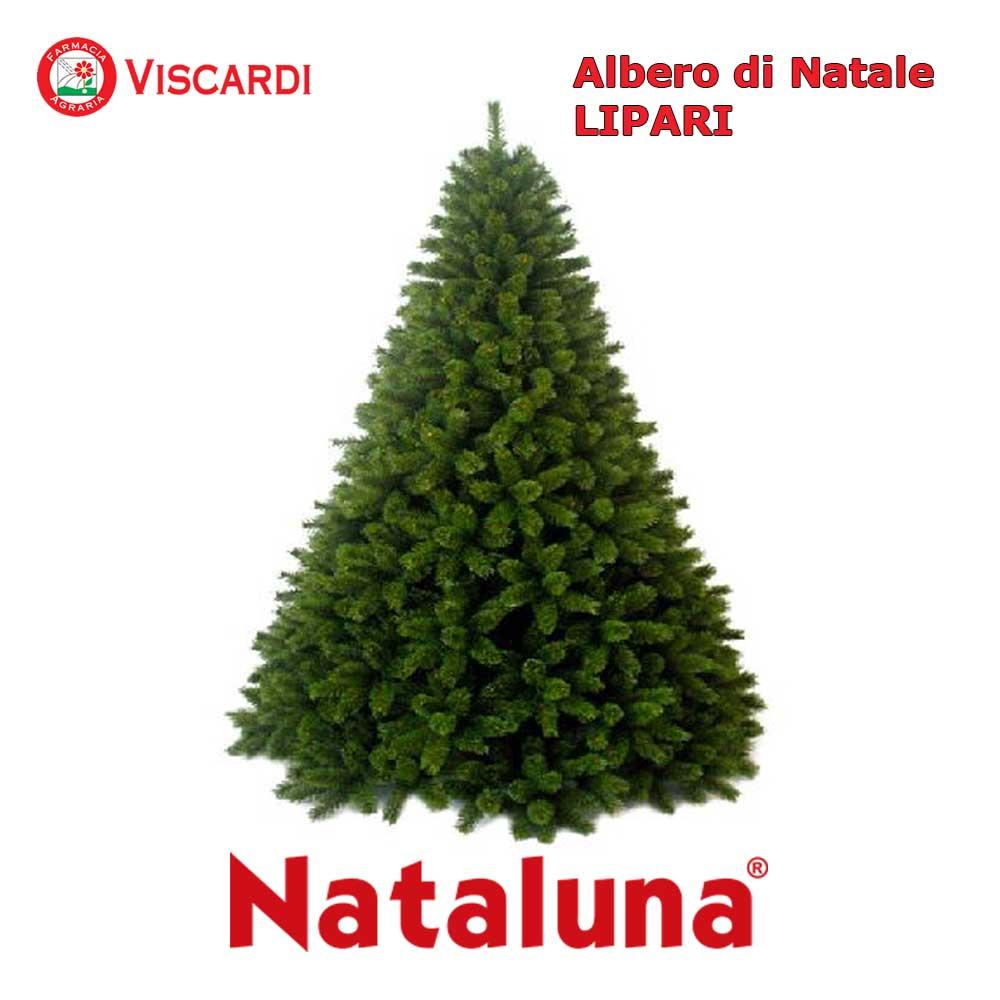 Albero di natale artificiale lipari nataluna for Alberi natale artificiali