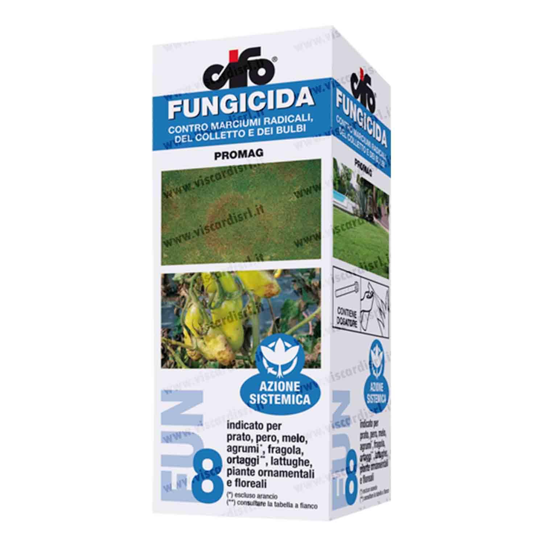 fungicida per prato verde ortaggi e ornamentali cifo