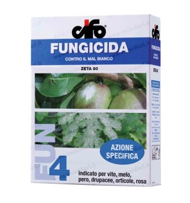 Fungicida oidio fito action wg unicorn df sistemico for Fungicida per prato