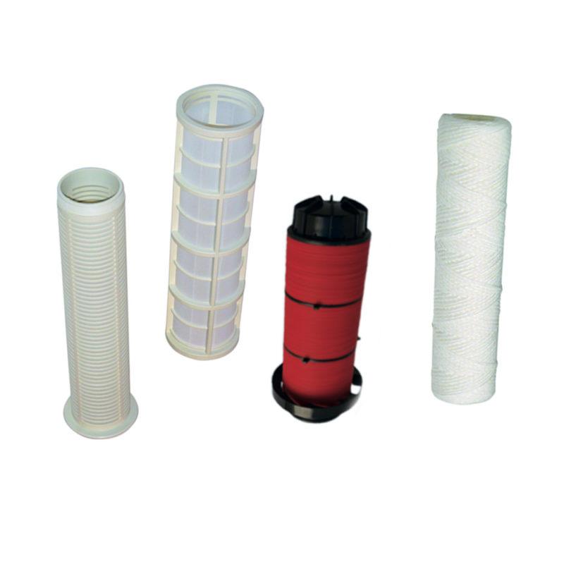 Cartuccia filtro in acciaio rete dischi irritec farmacia for Filtro per irrigazione