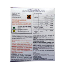 Fungicida Sistemico in granuli ROTATE PLUS DF Makhteshim Agan Italia