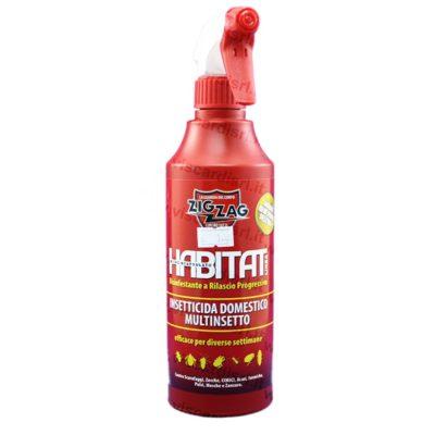 Insetticida Spray ZIG ZAG SERIBAK Multinsetto effica per diverse settimane