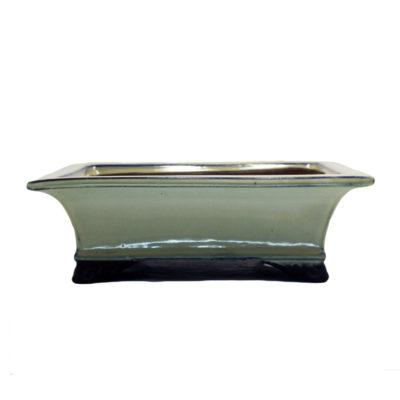 Vaso per Bonsai Rettangolare Beige Chiaro Varie dimensioni