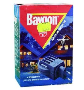 Insetticida BAYGON Elettroemanatore + 10 piastrine