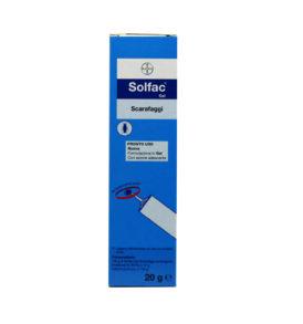 SOLFAC BAYER Insetticida gel Scarafaggi