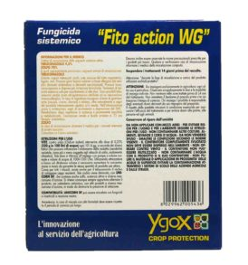 Fungicida Oidio FITO ACTION WG UNICORN DF sistemico