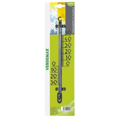 VERDEMAX Termometro Plastica