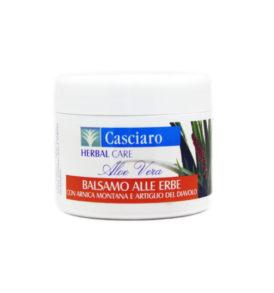 CASCIARO Aloe Vera Balsamo alle erbe ANTIDOLORIFICO