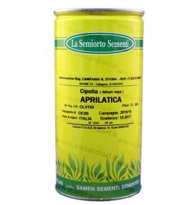 Semi di Cipolla Aprilatica LA SEMIORTO 500 g sementi