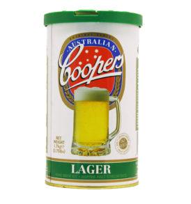 Malto per Birra fai da te LAGER COOPERS