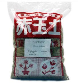 Terriccio per Bonsai Giapponese AKADAMA