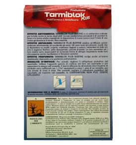 Antitarme per Armadi Antiacaro TARMIBLOK Plus Profumato in bustine retro