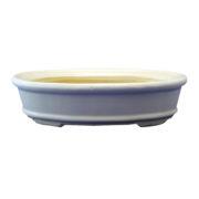 Vaso per Bonsai Ovale beige varie dimensioni
