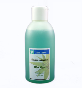 Bagnoschiuma Aloe Vera CASCIARO con camomilla Lenitivo