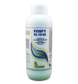 Concime Fosforo e Potassio 30-20 FOSFY BIOCHEMIE