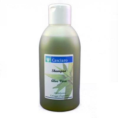 Shampoo Aloe Vera CASCIARO Addolcente lavaggi frequenti
