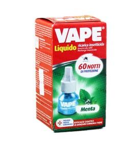 Liquido Antizanzare Ricarica Insetticida MENTA 60 notti di protezione