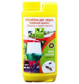Attrattivo mosche, vespe, Calabroni asiatici e insetti dannosi PRESTO BIO