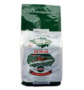 Concime NPK 20-20-20 BIOGARD NUTRI LEAF Kg 2,2
