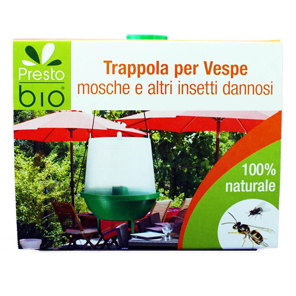 Repellente Naturale Per Vespe trappola vespe, mosche e altri insetti dannosi biologico presto bio