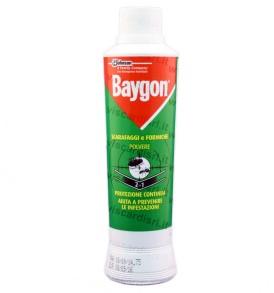 BAYGON Scarafaggi e Formiche Polvere Insetticida protezione continua