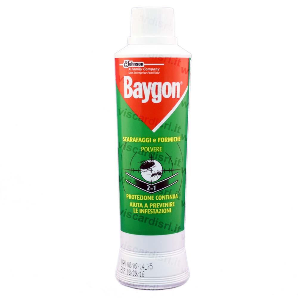 Prodotti Efficaci Contro Le Formiche baygon scarafaggi e formiche polvere insetticida protezione continua