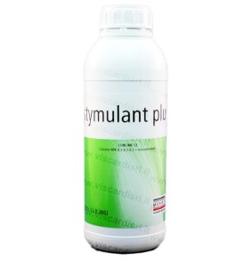 Concime Liquido STYMULANT PLUS NPK 8,3 - 8,3 - 8,3 + microelementi