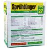 Concime Azotato Sprühdünger Tipo 27 GOBBI per trattamento fogliare e radicale