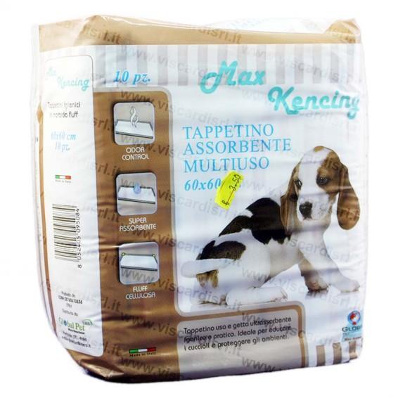Tappetino cani assorbente max kencing multiuso - Tappetino riscaldante per cani ...