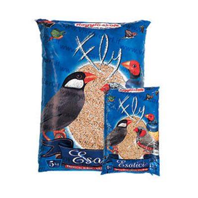 Mangime per Uccelli esotici RAGGIO DI SOLE Alimento composto