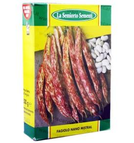 Semi Fagioli Mistral Nano LA SEMIORTO 500 g sementi