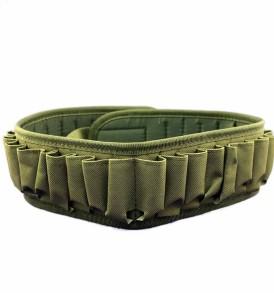 Cartuccera Caccia 30 celle RA SPORT verde militare