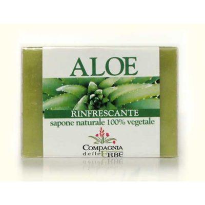 Sapone Aloe Vera vegetale rinfrescante COMPAGNIA DELLE ERBE