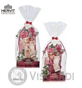 Angelo ceramica 14 cm HERVIT Natale decorazioni Natalizie