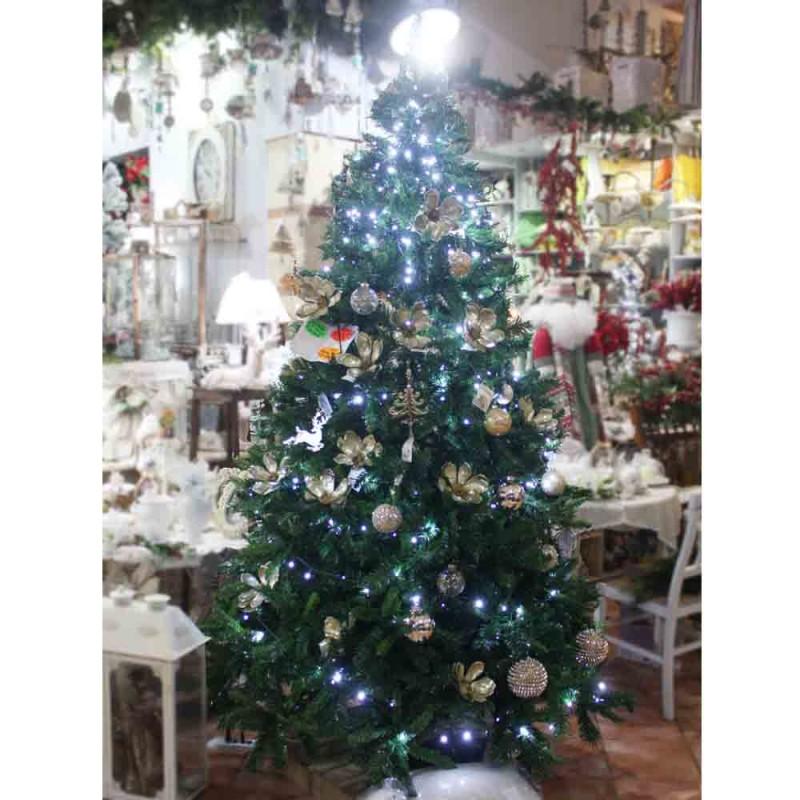 Foto Di Natale Albero.Albero Di Natale Economico Cevedale Nataluna 3 Altezze Diverse