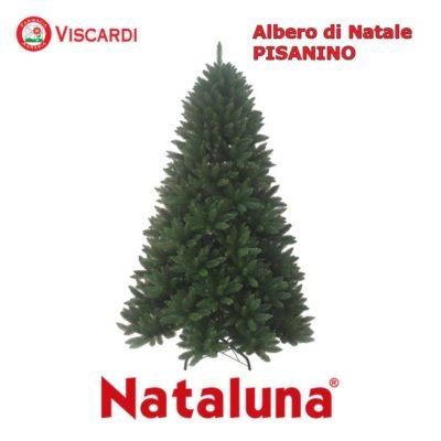 Albero Natale Sintetico PISANINO NATALUNA 2 altezze diverse