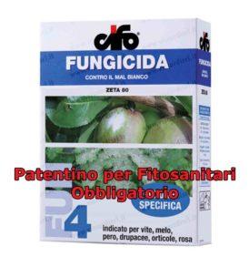 cifo zeta 80 fungicida anticrittogamico viscardi srl