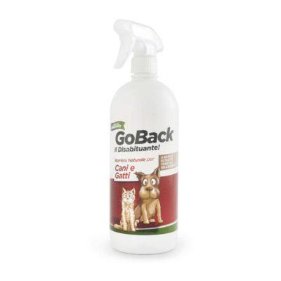 viscardi Repellente naturale per cani e gatti GO BACK il disabituante