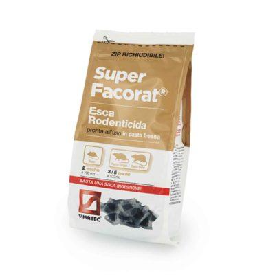 Esca per topi in pasta fresca SUPER FACORAT viscardi srl