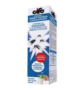 Insetticida zanzare CIFO Ciperwall anche per aree verdi viscardi srl