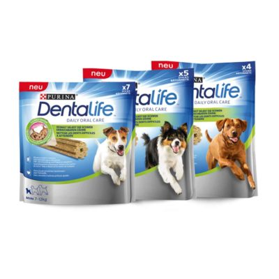 Purina dentalife daily oral care