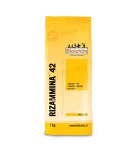 Concime per l'ingrossamento dei frutti Rizammina 42 BIOLCHIM 1 Kg