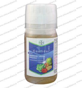 confidor insetticida 250 ml viscardi srl