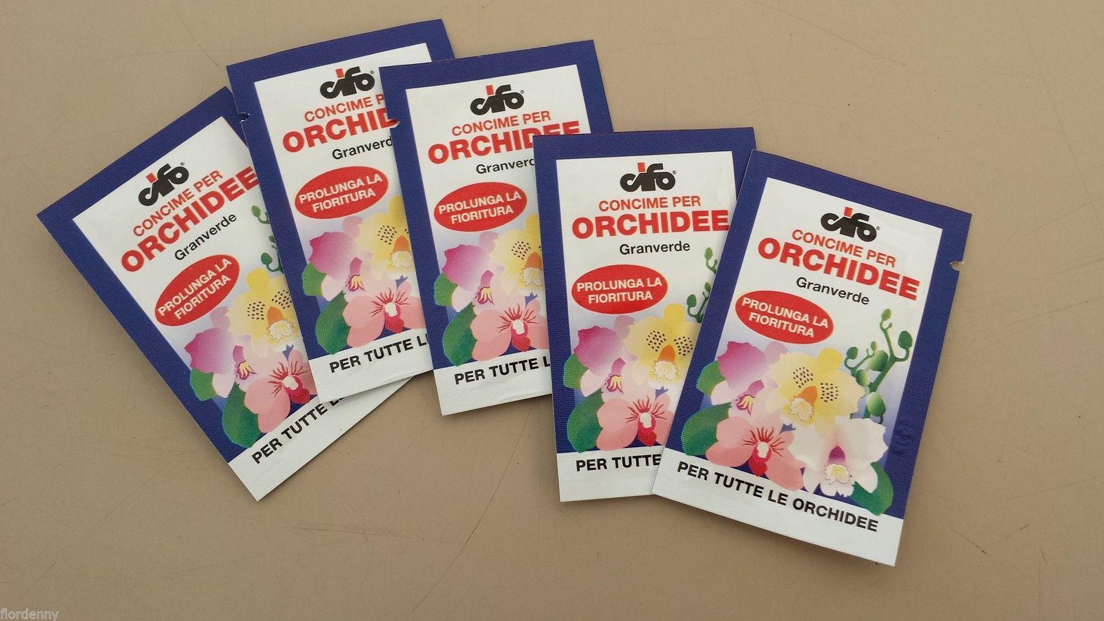 Cifo concime per orchidee farmacia agraria viscardi for Concime per orchidee